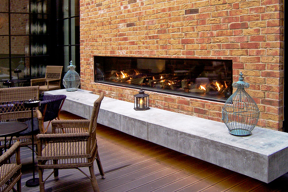 kaminofen gemauert rustikal ihr traumhaus ideen. Black Bedroom Furniture Sets. Home Design Ideas