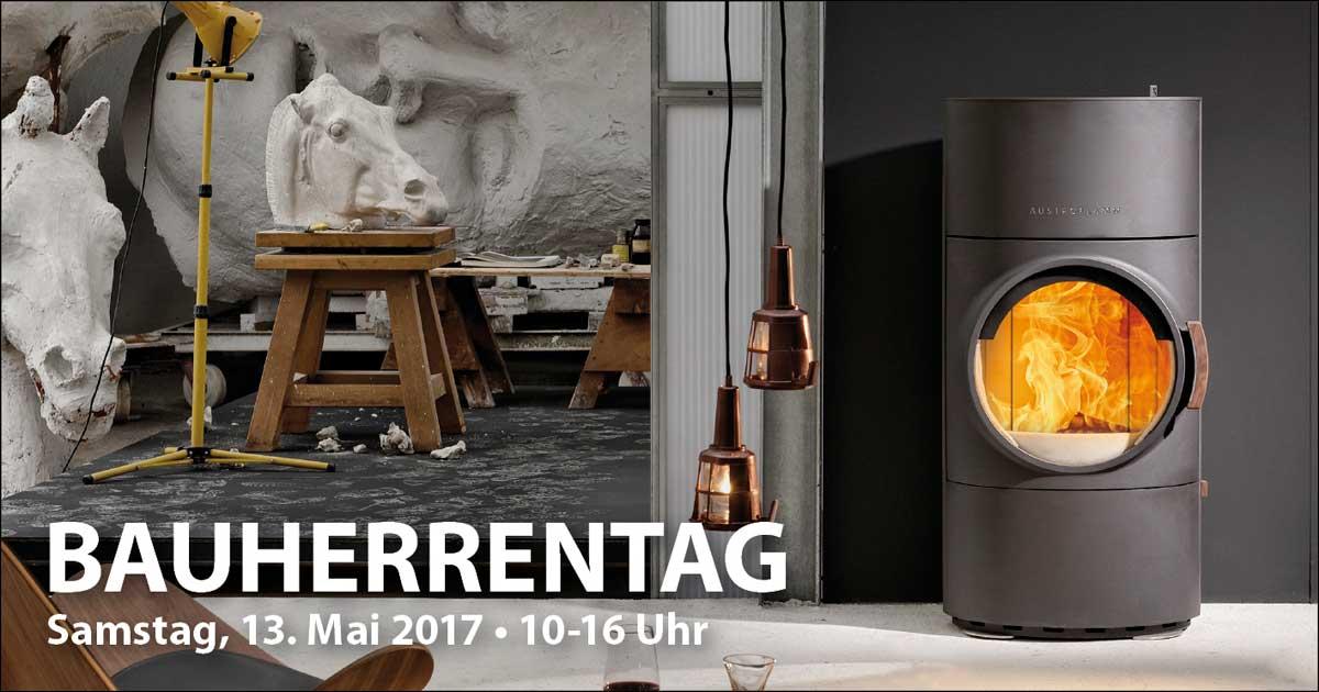 Ofenexperte, Bauherrentag 13. Mai 2017