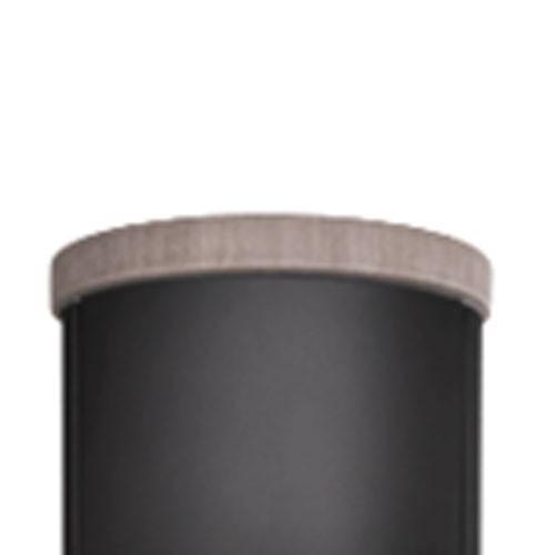 """CERA Design Sandsteinplatte """"Wenge"""" mit Loch für nano und nano+"""