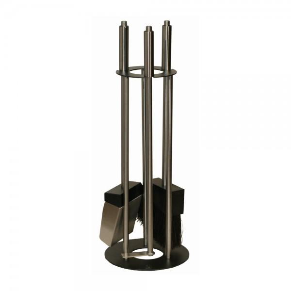 Red Anvil Dish ToolBar-3 Kaminbesteck (3-teilig), Gestell und Griffe Edelstahl