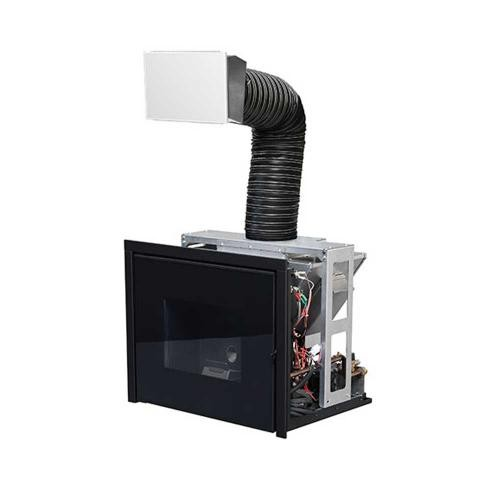 Pellet-Heizkamin MCZ Vivo 80 Pellet Hydro (16,9 kW)