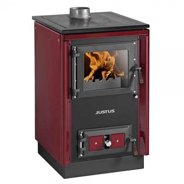 JUSTUS Scheitholzherd Rustico-50 2.0 (7,0 kW)