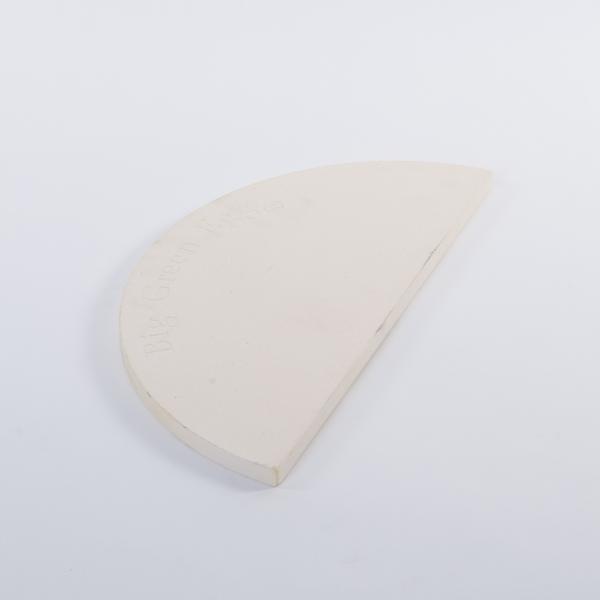 Big Green Egg Back- & Pizzastein 1/2, flach für BGE Large / HMBSL