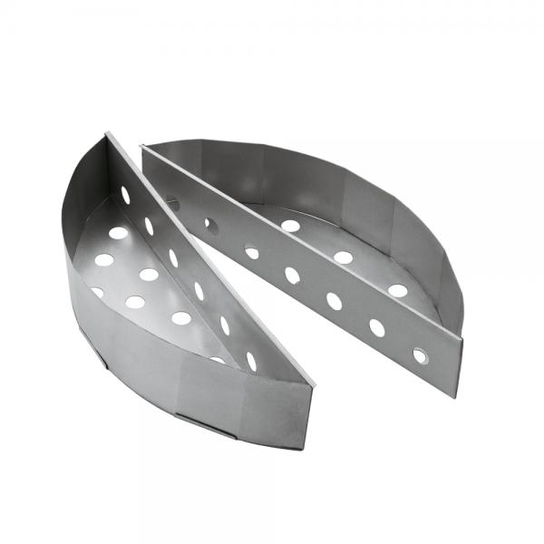 RÖSLE Kohlekorb 2er-Set 50 cm