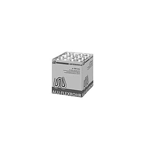 Alu-Flexrohr, Display-Karton, ø 100 mm, Länge 500 - 2000 mm