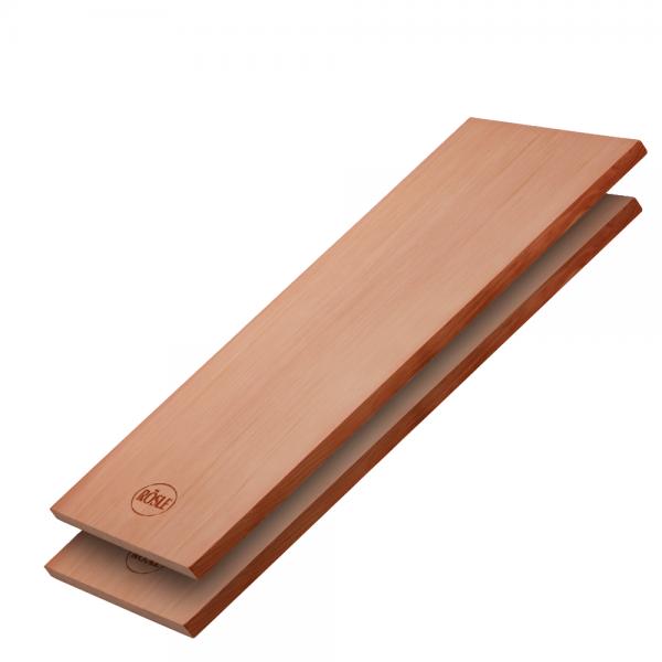RÖSLE Aroma Planke Red Cedar 2er-Set