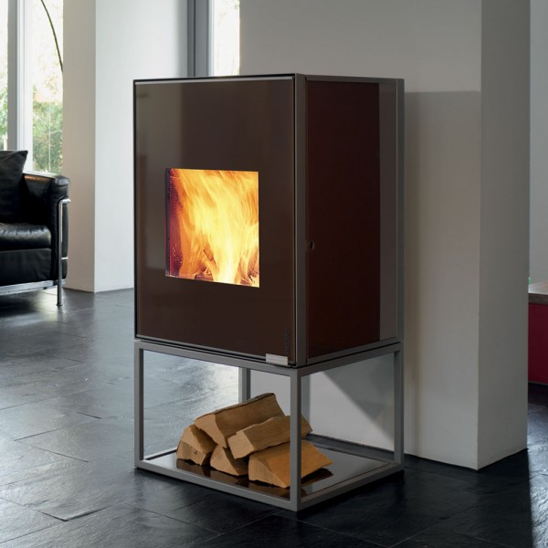 Kaminofen wodtke Hot Box 2000, raumluftunabhängig (7 kW)