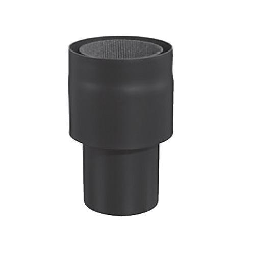 Anschlussstück an Ofenstutzen, Außenrohr kürzbar, System Primus, 150 mm