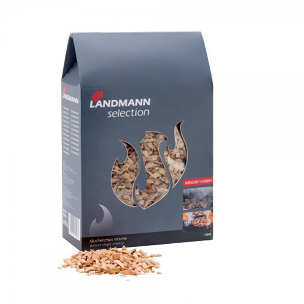 Landmann Räucherchips Kirsche (1 kg = 19,90 €)