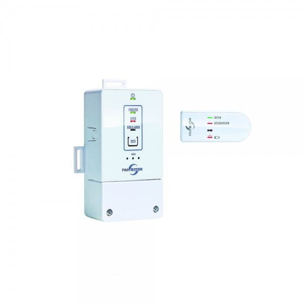 Funk-Abluftsteuerung Einbau Premium AS-8220 mit Pro-Lux Lichterkennung