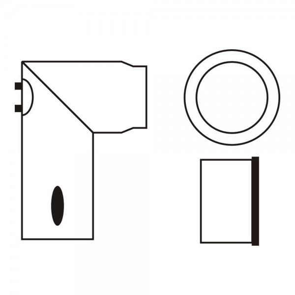 AUSTROFLAMM Rauchrohrset mit Doppelwandfutter, dn 150 mm, Kaminofen Yan Xtra und Chester Xtra
