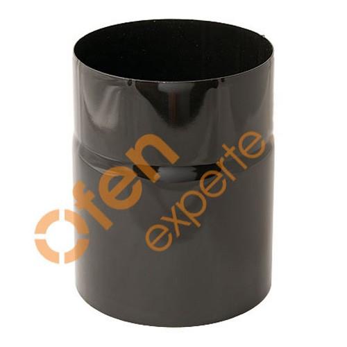 Ofenrohr, Stahlblech, emailliert, 150/500 mm