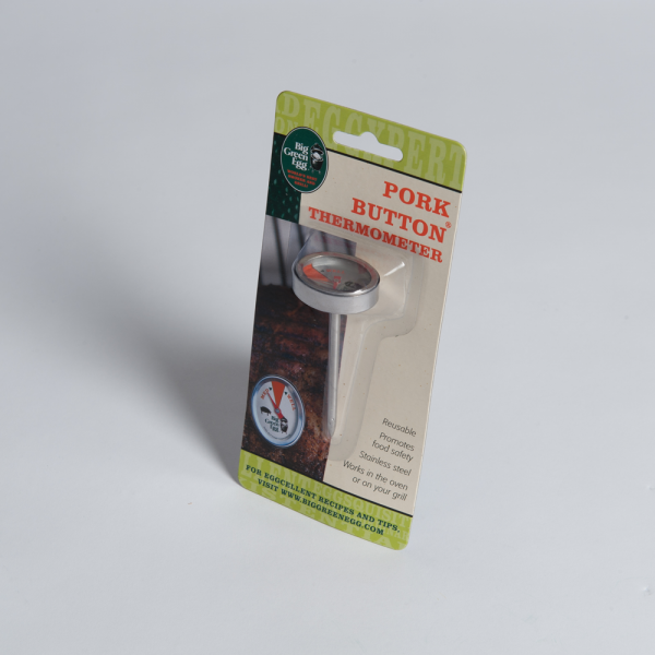 Big Green Egg Button-Thermometer für Schweinefleisch / BUTPK