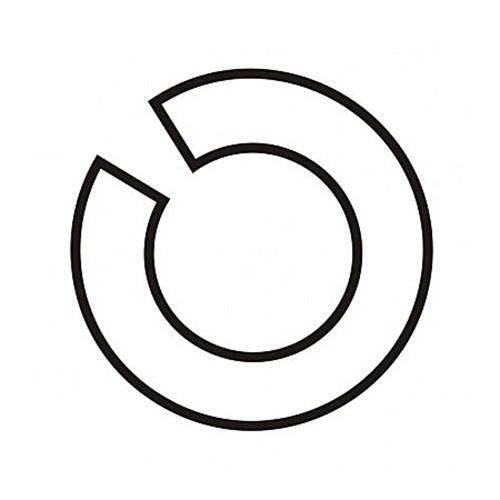 Ofenrohr, Rosette, verstellbar, von 110 mm auf 130 mm