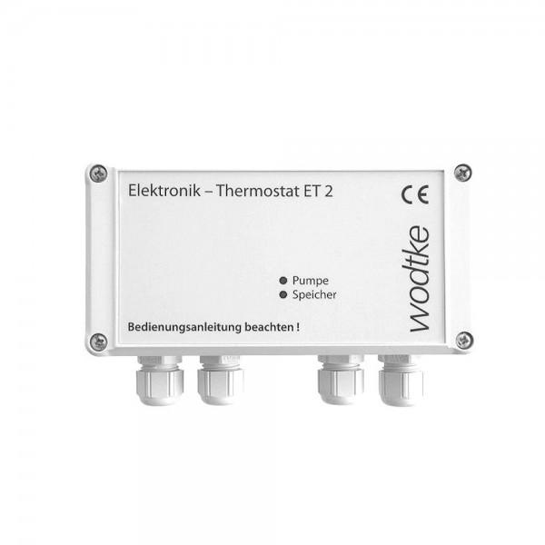 wodtke Elektronik-Thermostat ET 2 für wodtke water+ Kaminöfen