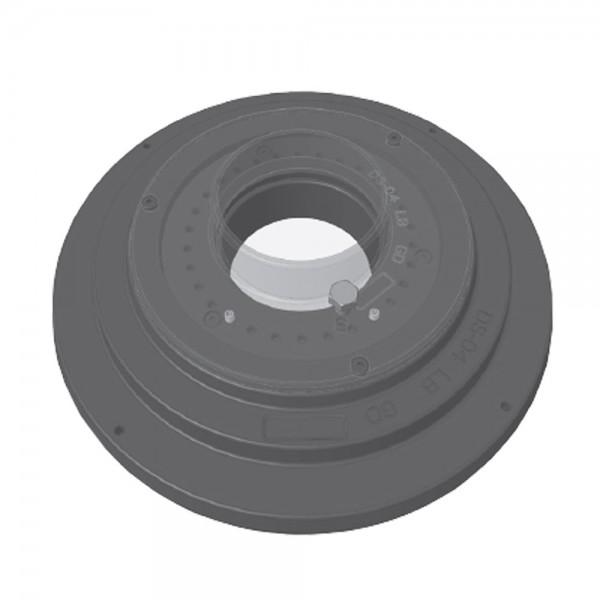 Drehkonsolen-Set dn 130 mm, LEDA Corna, LEDA CORNA tec