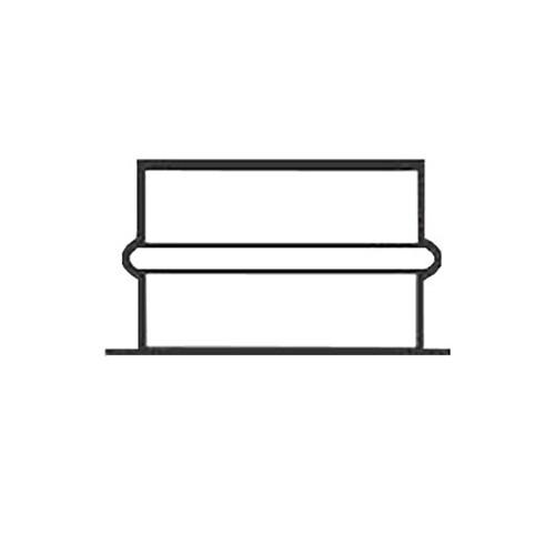Wandfutter, einfach, für 2-mm-Produkte, ø 120 mm