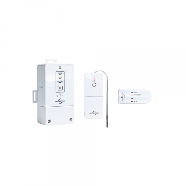 Funk-Abluftsteuerung Einbau Premium AS-8030 Comfort
