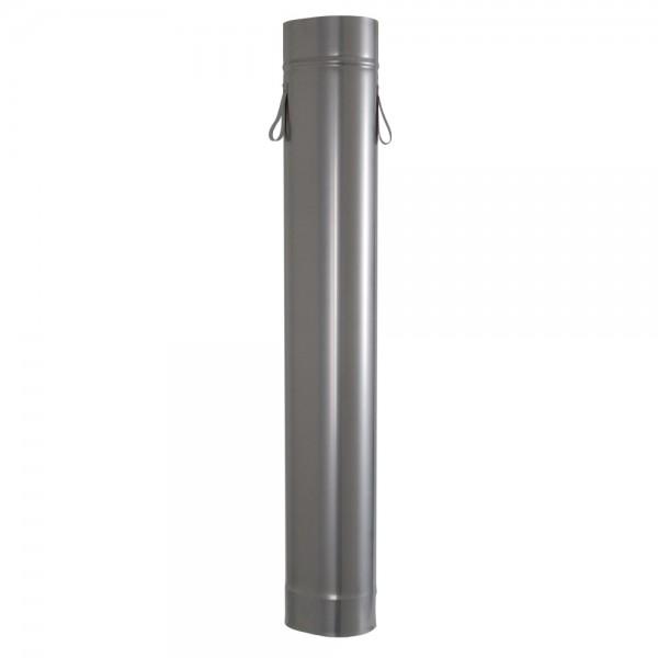Rohr oval 1000 mm mit Ablassschlaufen