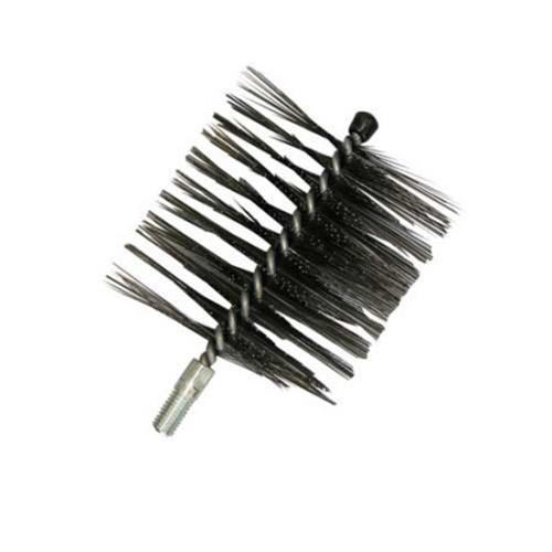 Heizkesselbürste, Stahldraht, Ø 120 mm, Länge = 50mm