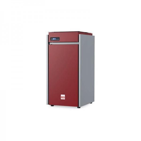 Pelletheizkessel Selecta 25 (24,9 kW) mit und ohne Brauchwarmwasser-Set