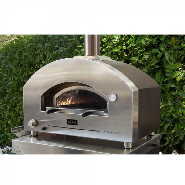 Alfa Forni Pizzaofen Stone Oven