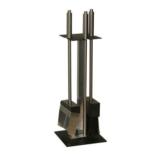 Red Anvil Hammer ToolBar-3 Kaminbesteck (3-teilig), Edelstahl