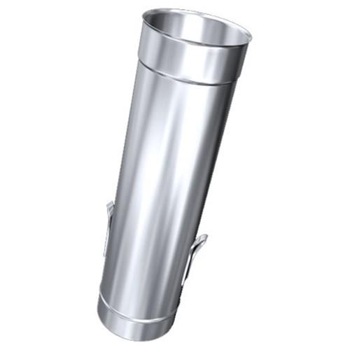 Rohr 1000 mm mit Ablassschlaufen, ø 80 mm