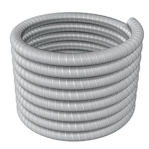 Flexibles Sanierungsrohr, Edelstahl, ø 130 mm