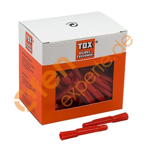 TOX Allzweckdübel TRI 6/51 - 100 Stück/Karton