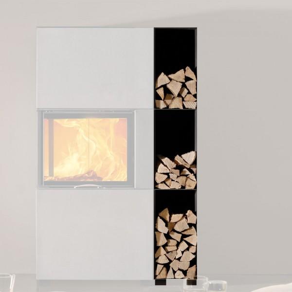 AUSTROFLAMM Anbaubox hoch, für Design-Kamin Jay 69