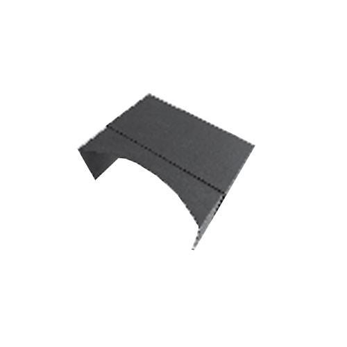 wodtke Rohrblende RB 1- black - passend für alle wodtke water+ Kaminöfen