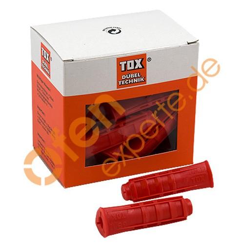 TOX Porenbetondübel GB 12/60 - 20 Stück/Karton