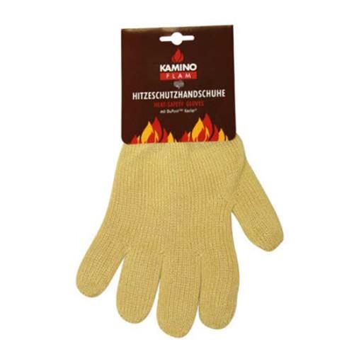 Hitzeschutzhandschuh, Außenmaterial: TWARON®,bis zu 250 °C, mit Strickbund