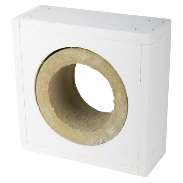 Brandschutz-Decken-Wanddurchführung für Kaminrohr dn 225 mm für Wandstärke 120 mm