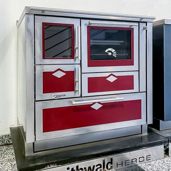 Herd Greithwald ÖkoStar 80 (7,0 kW), Ausstellungsgerät ungebrannt !! TOP Preis!!