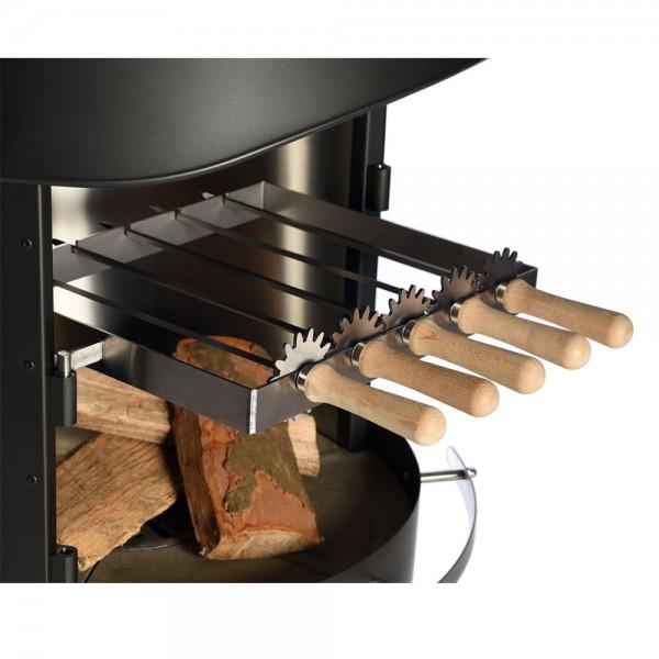 Firestar Grillspieße, 5 Stück, DN 650