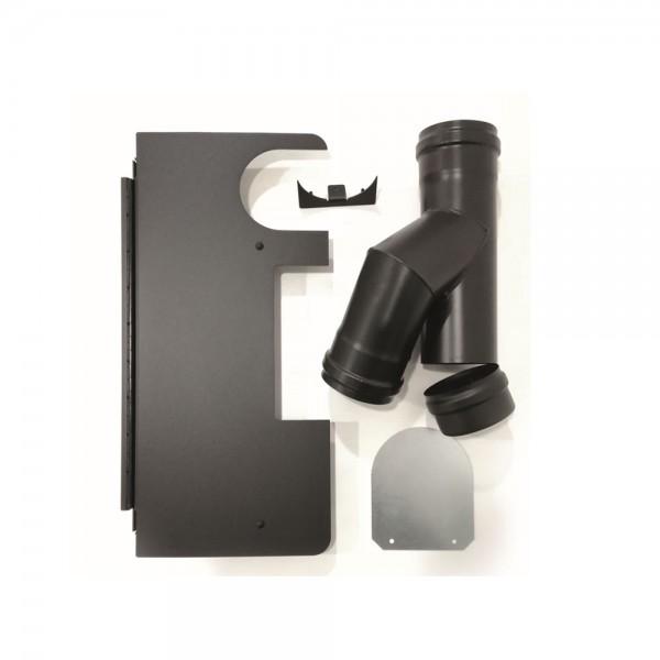 MCZ Kit UP für Rauchabzug auf der Oberseite des Ofens