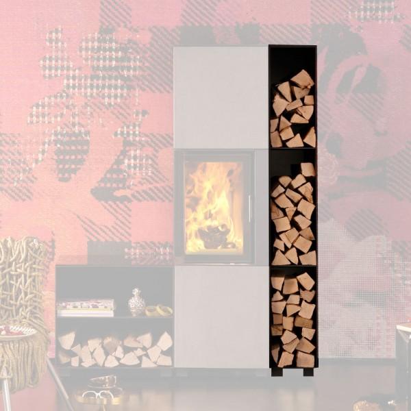 AUSTROFLAMM Anbaubox hoch, für Design-Kamin Minh 38