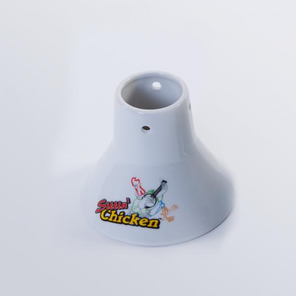 Big Green Egg Hühnchensitz, Keramik / SC