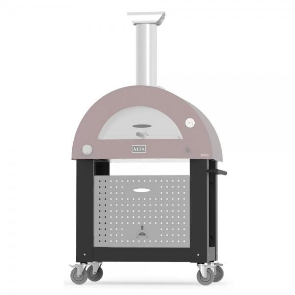 Alfa Forni Unterbau für Pizzaofen Brio
