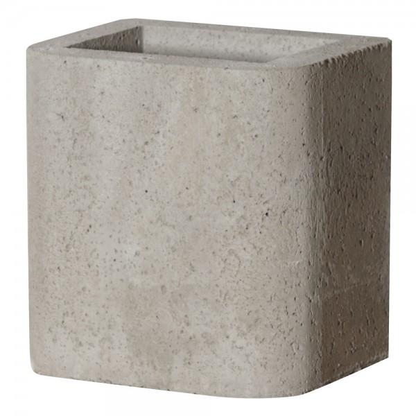 Kaminverlängerung Standard grau