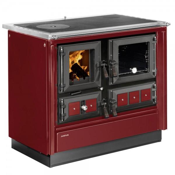 JUSTUS Scheitholzherd Rustico-90 2.0 (7,0 kW)