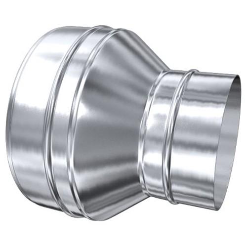 Schornstein, Übergang MKD 150 mm (210 mm) - MKS 150 mm aufgeweitet
