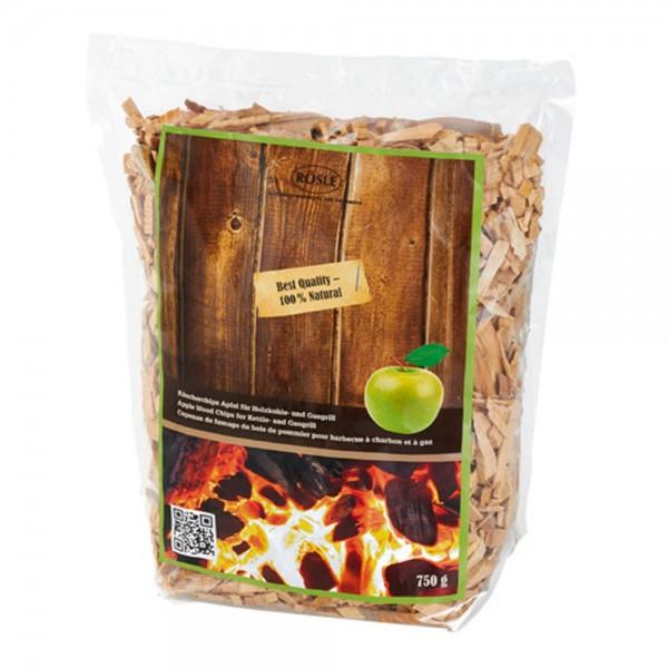 RÖSLE Räucherchips Apfel 750 g (1 kg = 10,60 €)