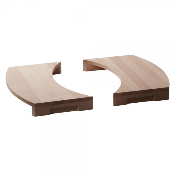 Magic Holzauflage 2-er Set