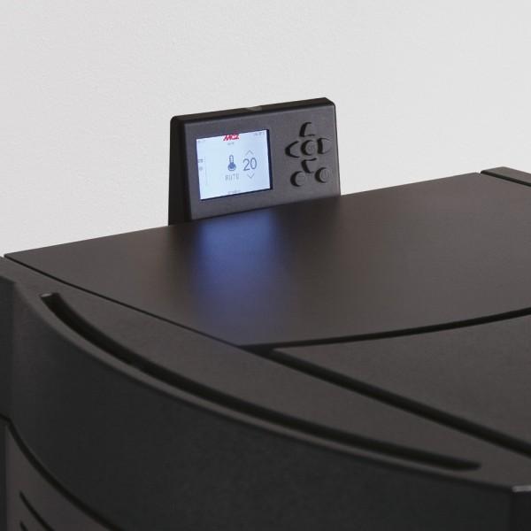 Einklappbare Maestro-Bedientafel für MCZ Pelletöfen mit Maestro